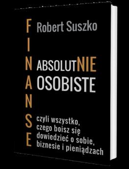 książka robert suszko finanse absolutnie osobiste